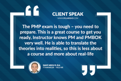 Polaris Learning & Human Development Training - Testimonials