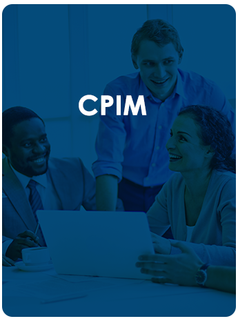 cpim certified in production and inventory Cpim – certified production inventory management certification to earn your  cpim certification you will need to take and pass the five apics cpim exams:.