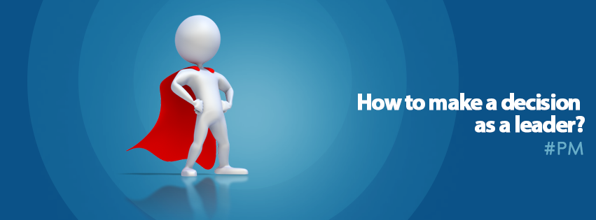 polaris/How to take a decision as a leader?